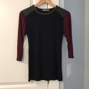 Loveappella - Size xs - 3/4 length sleeves
